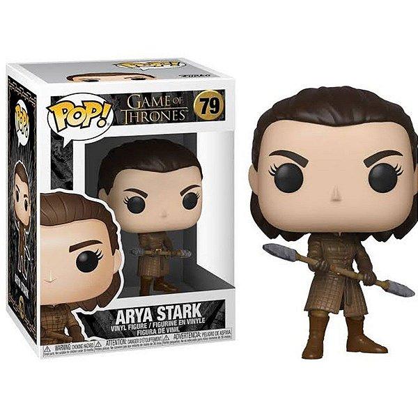 Funko Game Of Thrones: Arya Stark nº 79