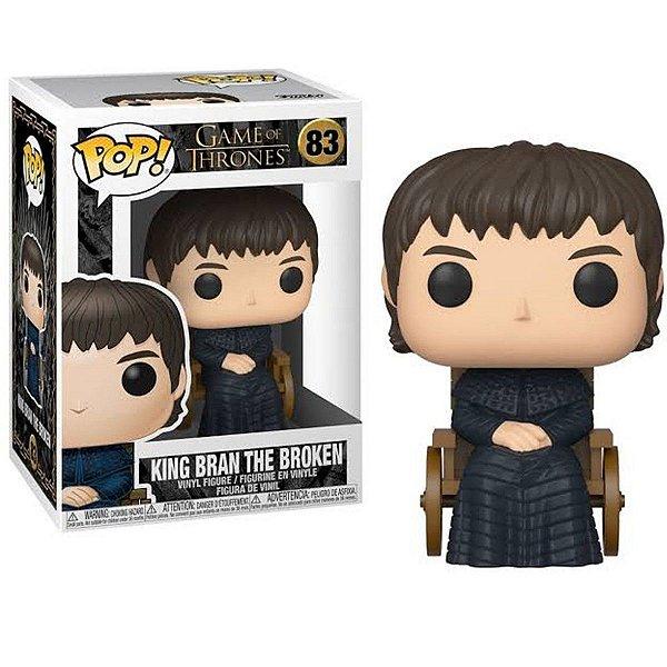Funko Pop Game Of Thrones: King Bran The Broken 83