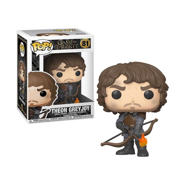 Funko Pop Game Of Thrones: Theon Greyjoy 81