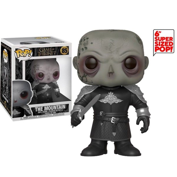 Funko Pop Game Of Thrones: The Montain nº85