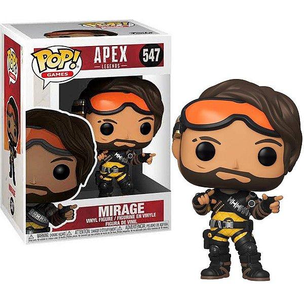 Funko Pop Apex Legends: Mirage 547