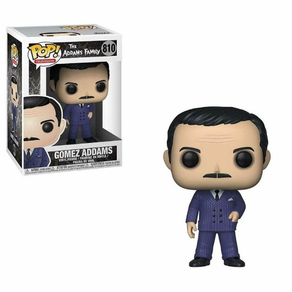 Funko Pop The Addams Family: Gomes Addams 810