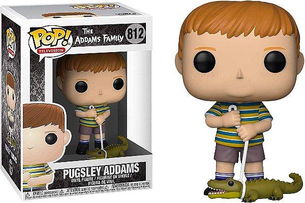 Funko Pop The Addams Family: Pugsley Addams 812