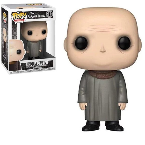 Funko Pop The Addams Family: Uncle Fester 813