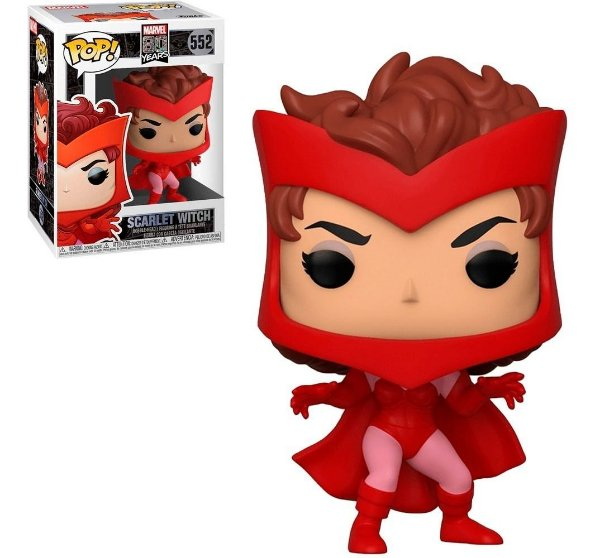 Funko Pop Marvel 80 years: Scarlet Witch 552