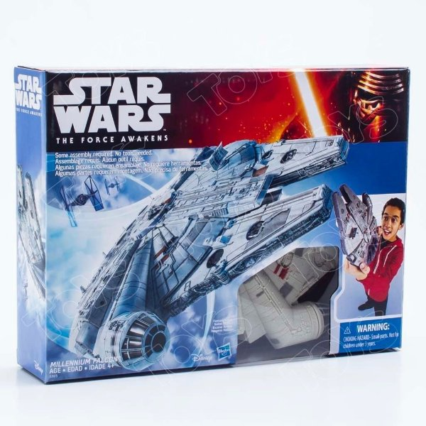 Nave Star Wars The Force Awakens: Millennium Falcon