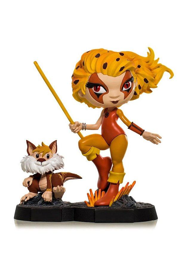 Minico Thundercats: Cheetara & Snarf