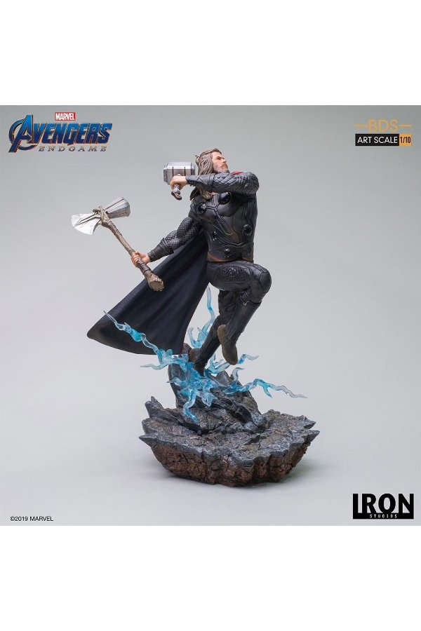 Iron studios Vingadores Ultimato: Thor BDS ART SCALE 1/10