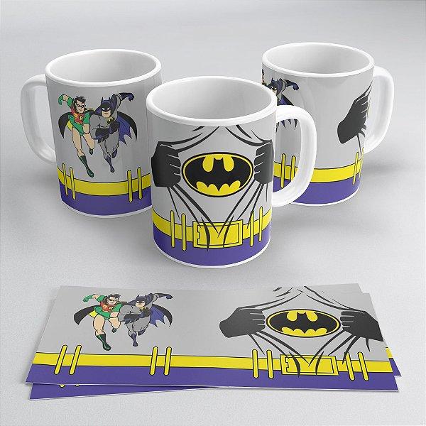 Caneca Personalizada: Batman