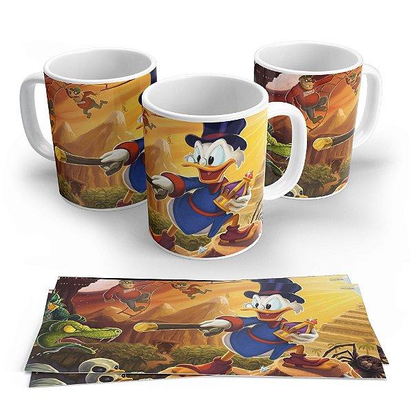 Caneca Personalizada: Ducktales