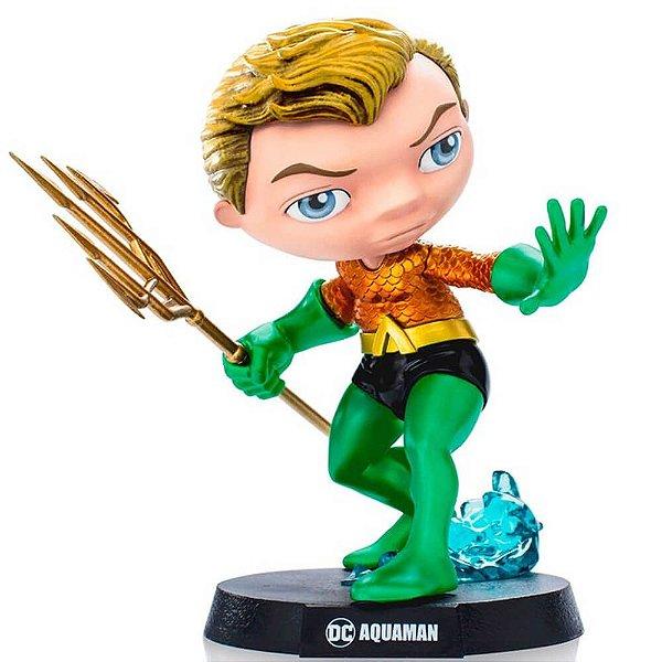 Minico DC Comics: Aquaman