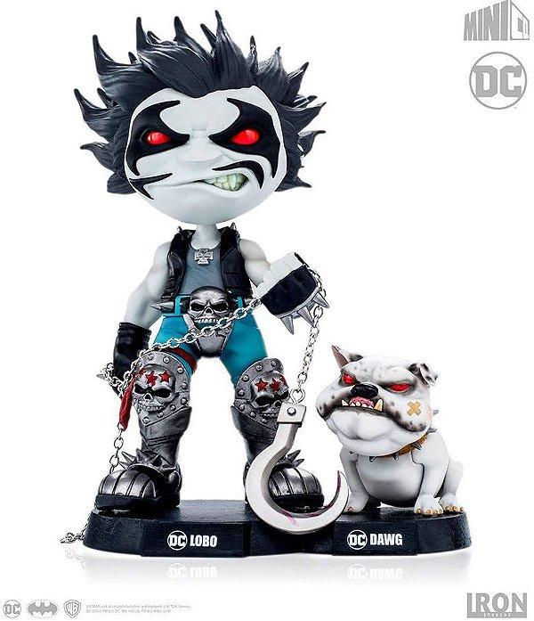 Minico DC Comics: Lobo and Dawg