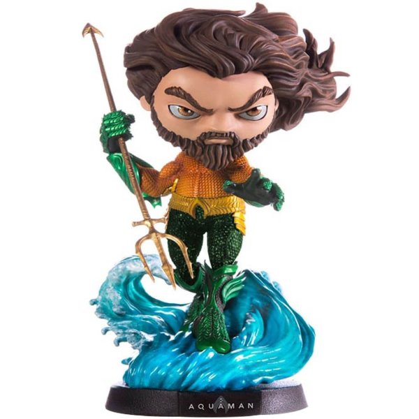 Minico Deluxe Movie: Aquaman