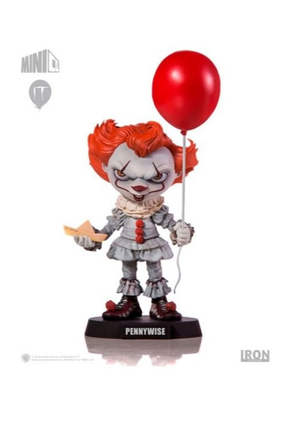 Minico IT:  Pennywise
