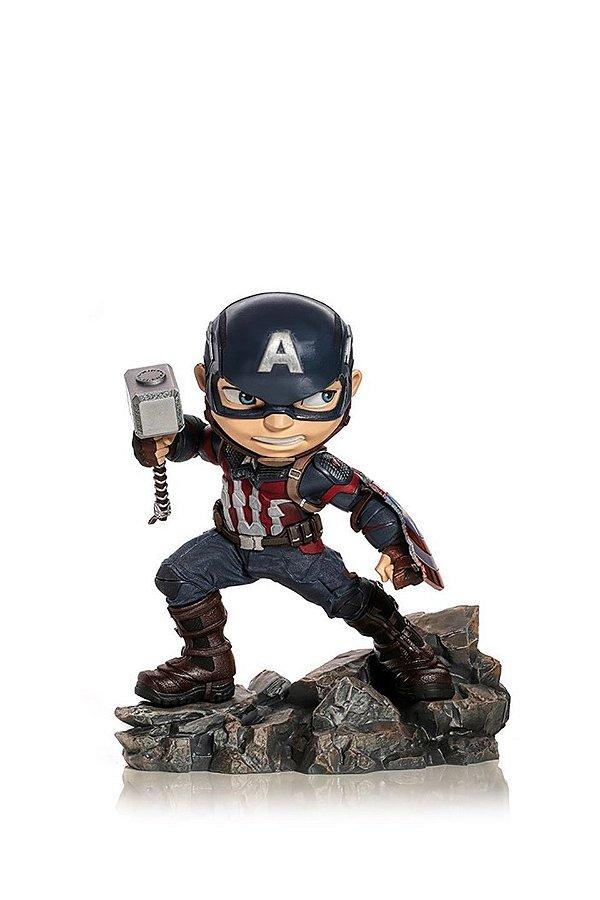 Minico Vingadores Ultimato: Capitão America