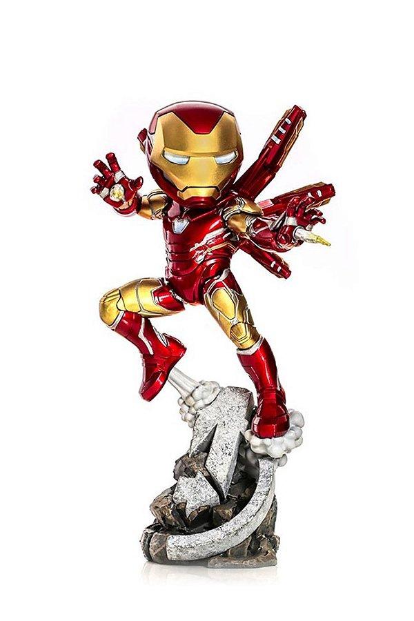 Minico Vingadores Ultimato: Homem de Ferro