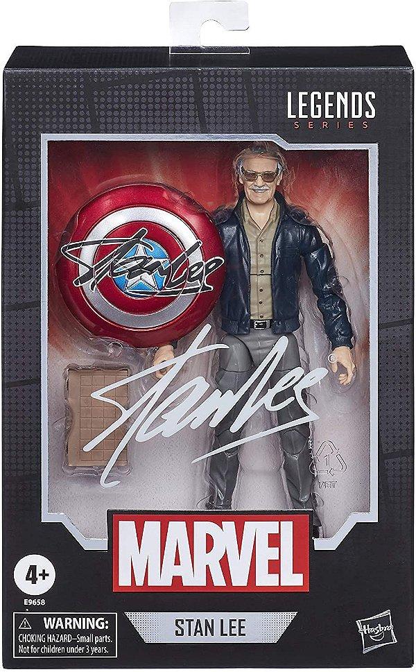 Marvel Hasbro: Stan Lee
