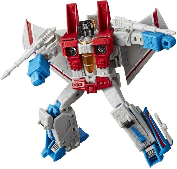 Hasbro: Transformers Generation War for Cybertron: Starscream