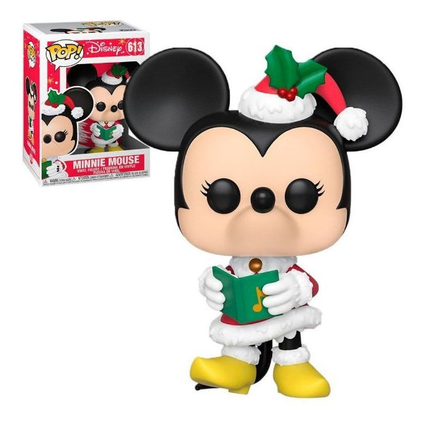 Funko Pop Disney: Minnie Mouse 613