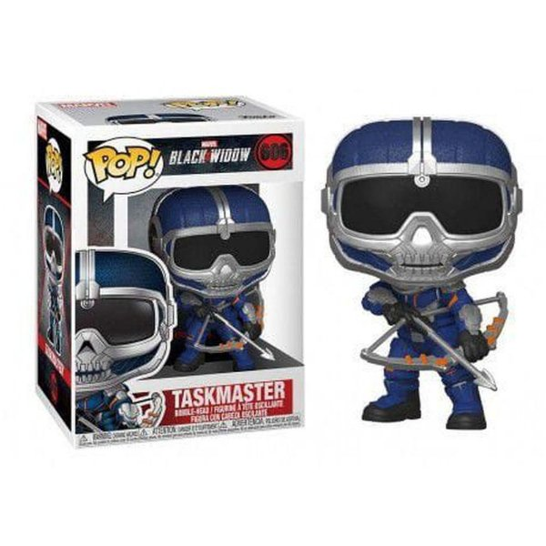 Funko Pop Black Widow: Taskmaster 606