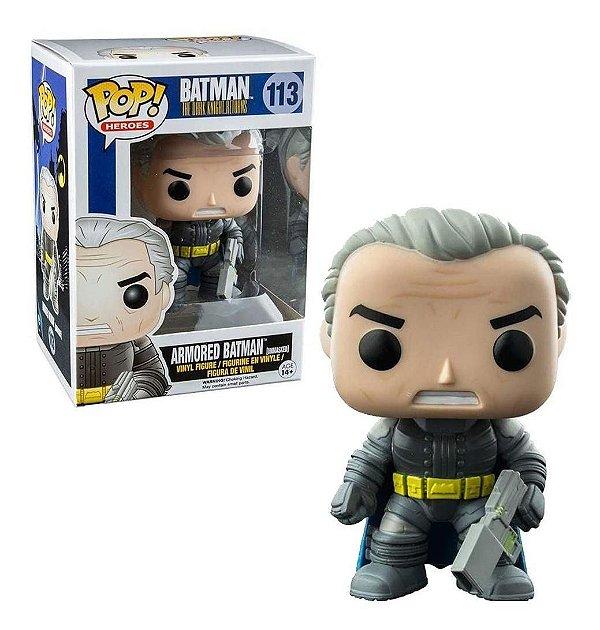 Funko pop Batman The Dark Knight returns: Armored Batman 113