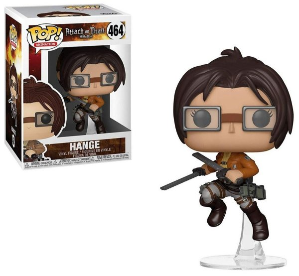 Funko Pop Attack on Titan: Hange 464