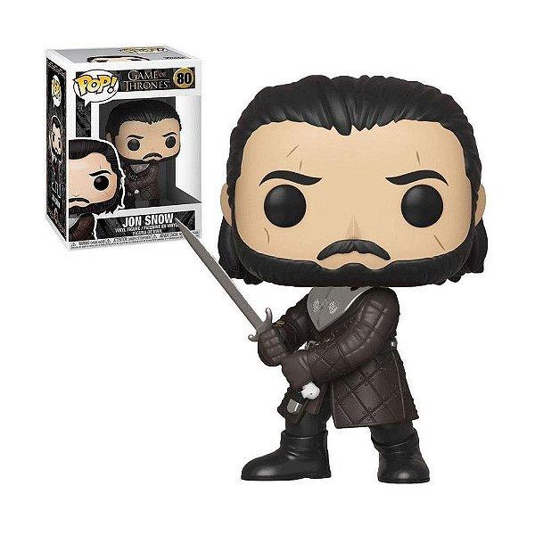 Funko Pop Game Of Thrones: Jon Snow 80