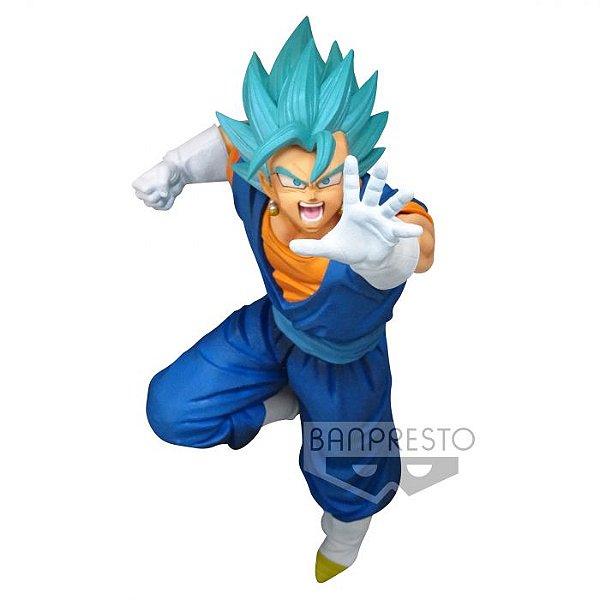 Estatua Dragon Ball Super: Vegetto Super Sayanjin Blue Chosenshiretsuden