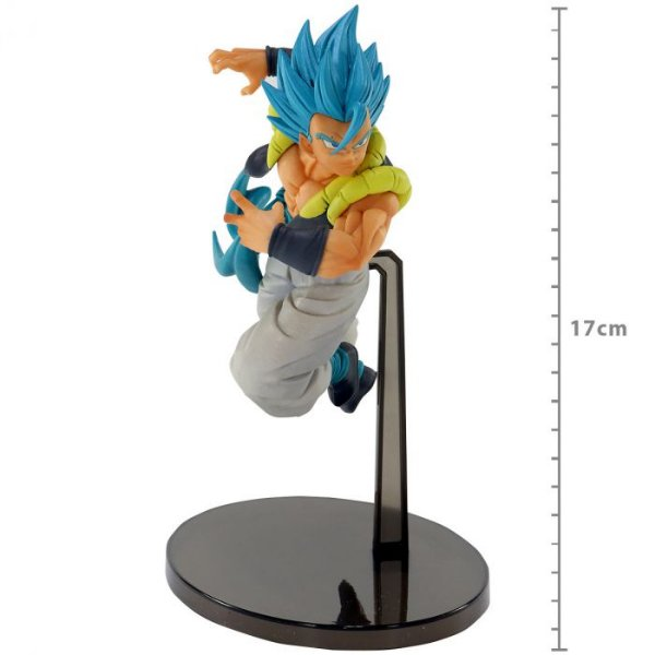 Estatua Dragon Ball Super: Gogeta Super Sayajin Blue Chosenshiretsuden