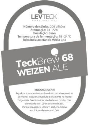Weizen Ale - Levteck
