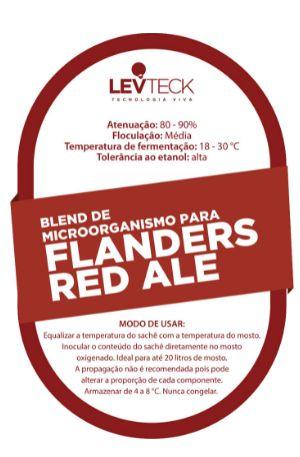 Blend Red Flanders Ale - Levteck