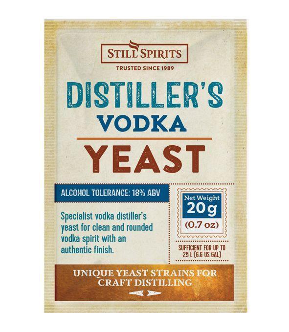 Vodka Yeast  Still Spirits