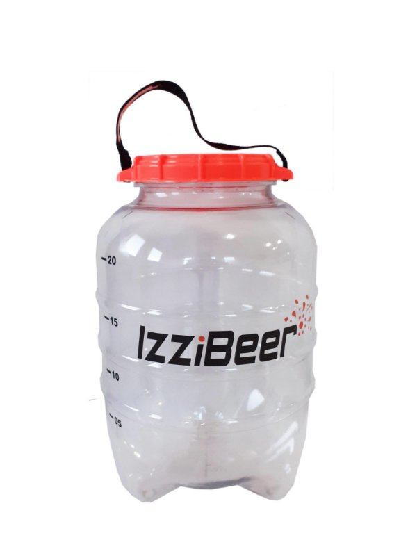 Fermentador Izzibeer Basic 20 litros