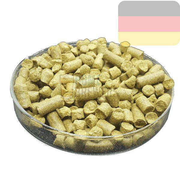 Lúpulo Hallertau Mittelfrüh - 10g