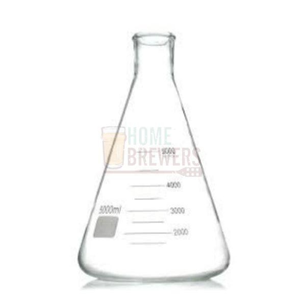 Erlenmeyer 125 ml boca estreita