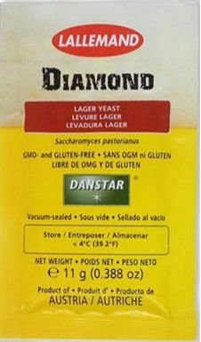 Diamond Lager - levedura Lallemand