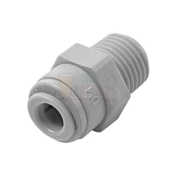 DMFIT Conexão Engate Rápido 3/8 x Rosca Externa 1/4 - AMC0604