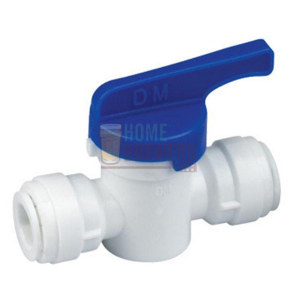 DMFIT Válvula Engate Rápido 3/8 x 3/8 - AHUC0606W