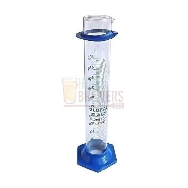 Proveta 100ml - Base Plastica