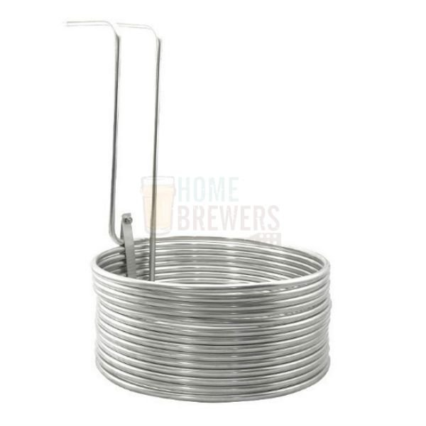Chiller de Alumínio 15m com engate rápido