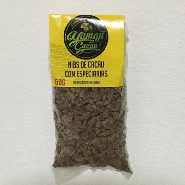 Nibs de Cacau com Especiarias 50g
