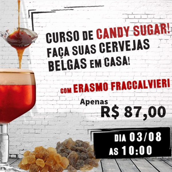 Workshop de Candy Sugar
