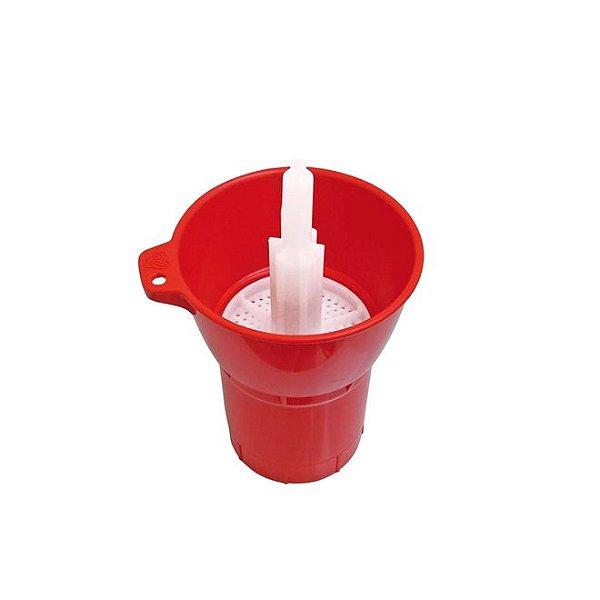 Lavadora de garrafas modelo SPIN