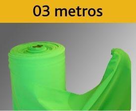 03 Metros Lineares de Tecido Chroma Key