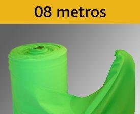 08 Metros Lineares de Tecido Chroma Key