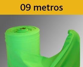 09 Metros Lineares de Tecido Chroma Key