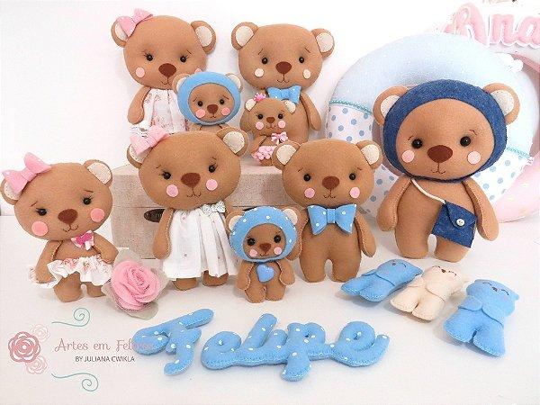 MEGA PROMOÇÃO Apostila Digital Família Urso - IDEAL PARA INICIANTES