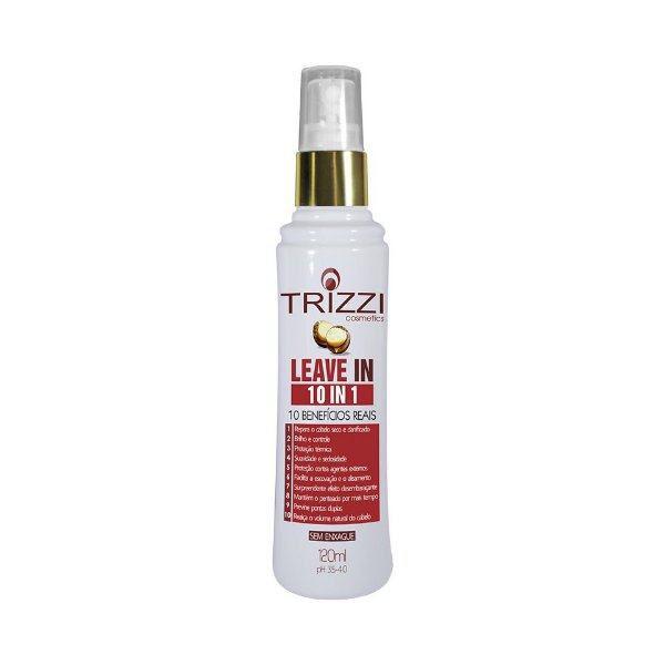 Leave In 10in1 120ml Trizzi