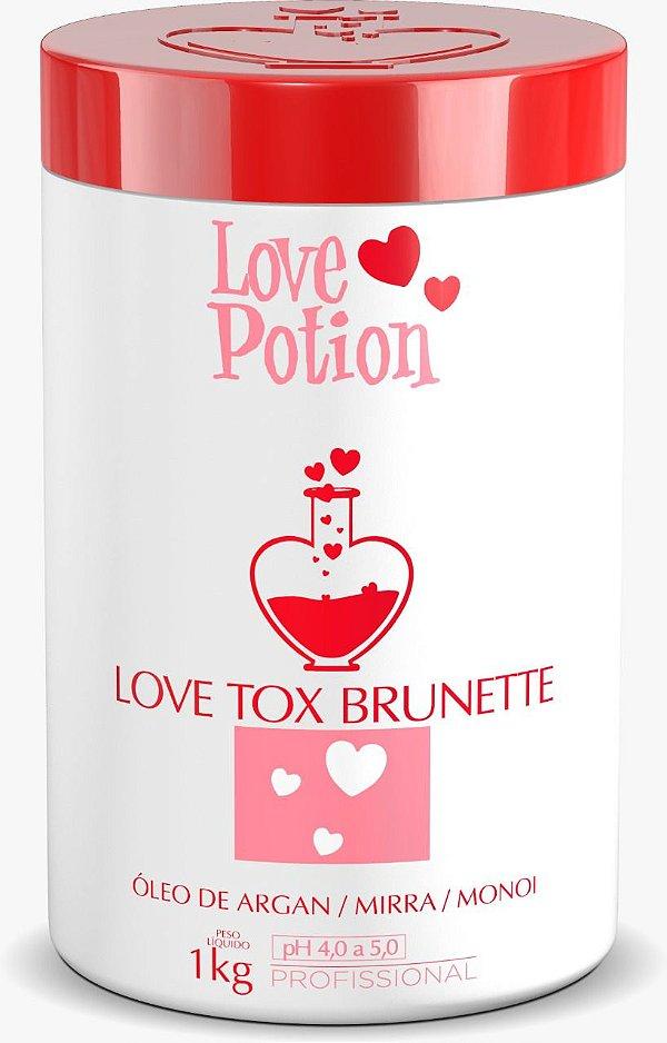 LOVE BRUNETTE - REDUTOR DE VOLUME 1Kg