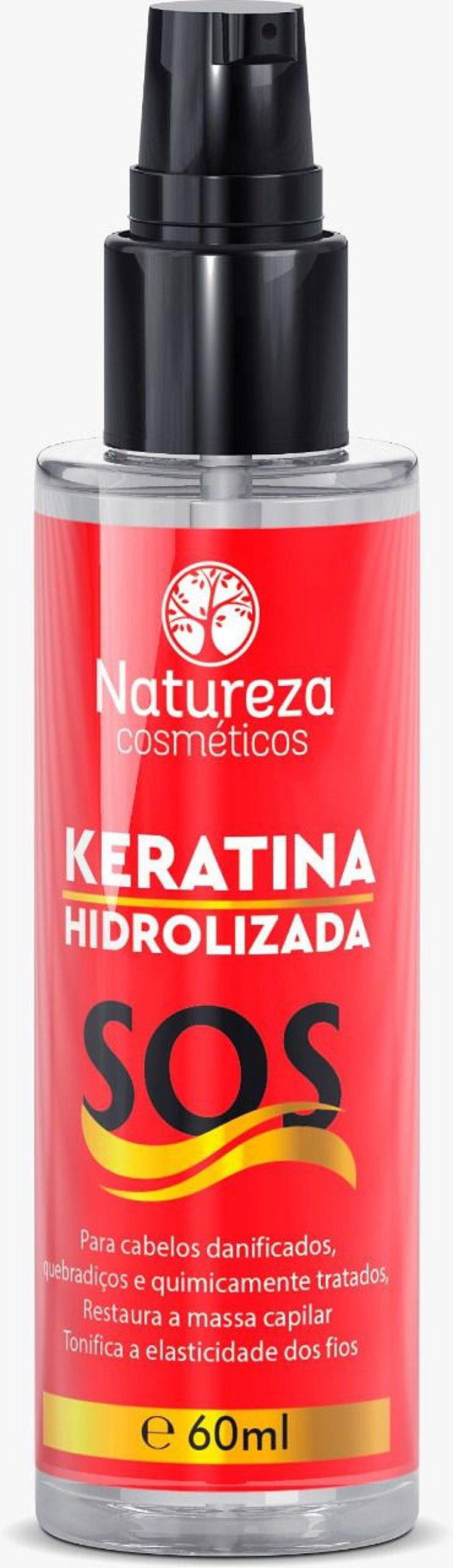 KERATINA HIDROLIZADA 60ml
